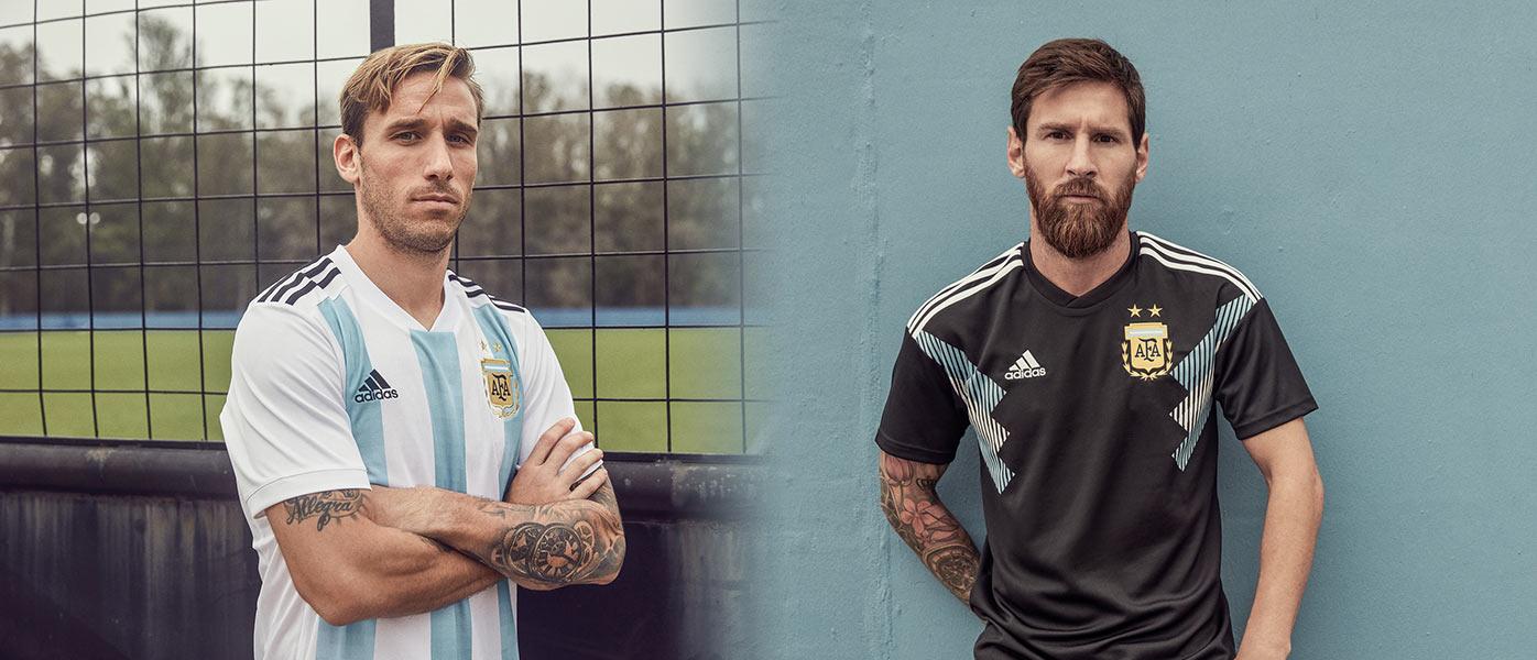 Maglie Argentina Mondiali 2018