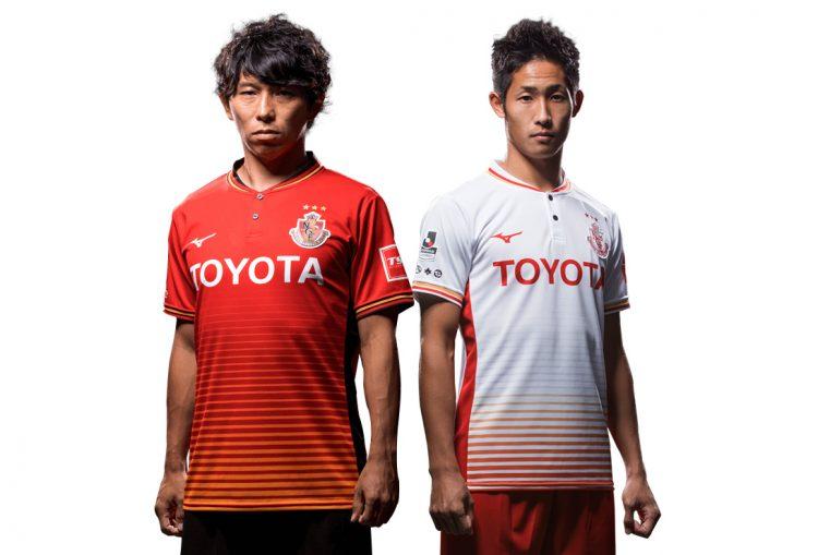 Nagoya Grampus Kit J League 2018