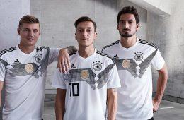 Maglia Germania Mondiali 2018, presentazione