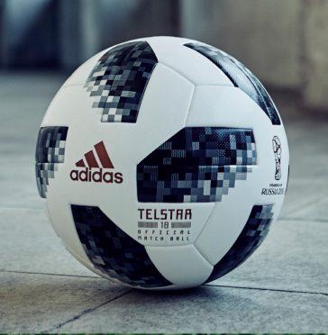 Pallone Mondiali 2018 adidas