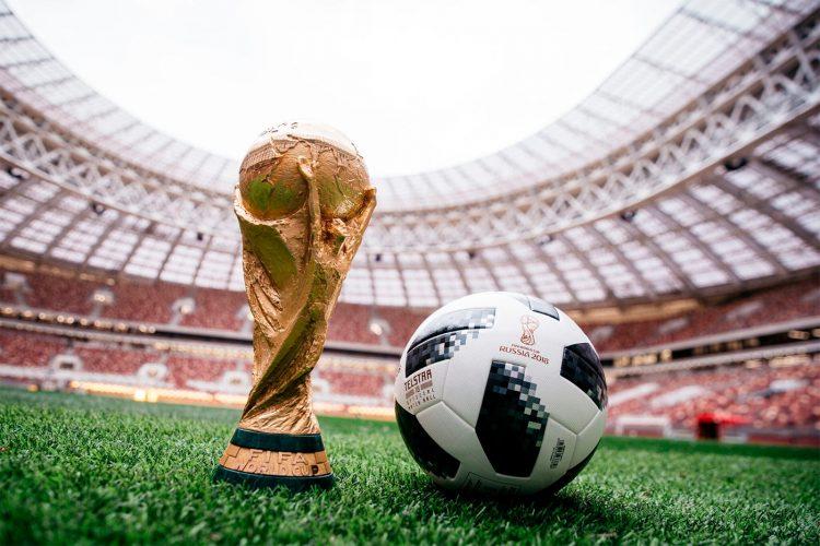 Pallone ufficiale Mondiali 2018, adidas Telstar 18