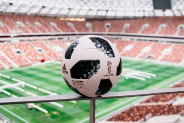 Pallone Telstar 18 Mondiali 2018 in Russia