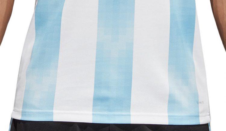 Effetto pixel maglia Argentina 2018-2020