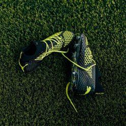 Scarpini Puma Future nero-giallo