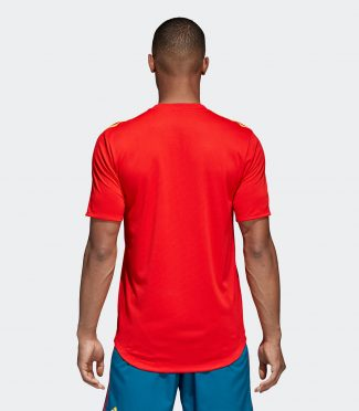 Retro prima maglia Spagna 2018-2020