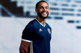La nuova maglia della Scozia 2018