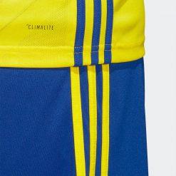 Tessuto Climalite, maglia Svezia Replica 2018