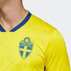 Stemma SvFF maglia Svezia Mondiali 2018