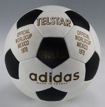 Pallone mondiali 1970 Telstar adidas