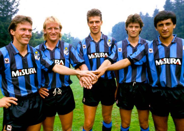Gli acquisti dell'Inter 1988-1989
