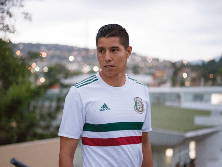 Seconda maglia Messico 2018 mondiali