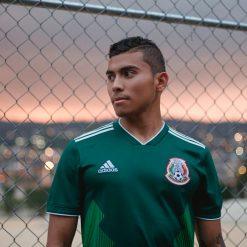 Prima maglia Messico adidas 2018