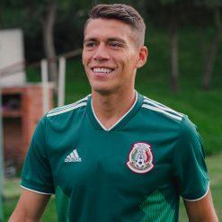 Foto maglia Messico per i Mondiali 2018 in Russia