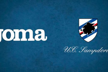Joma rinnovo sponsor tecnico Sampdoria 2020