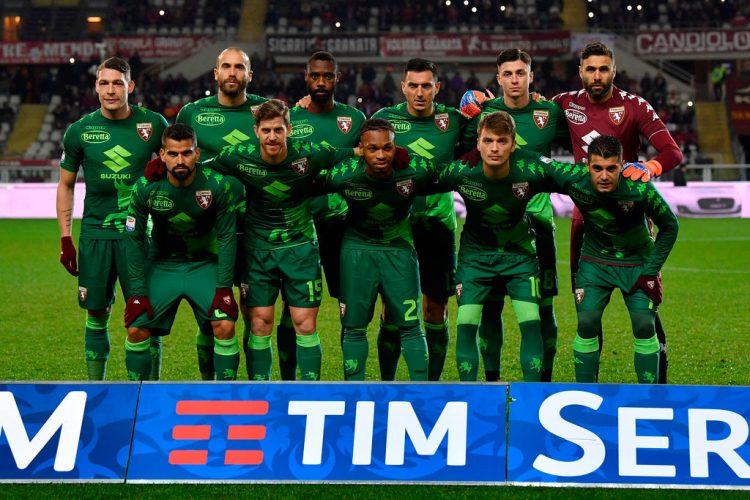 La divisa verde del Torino per onorare la Chapecoense