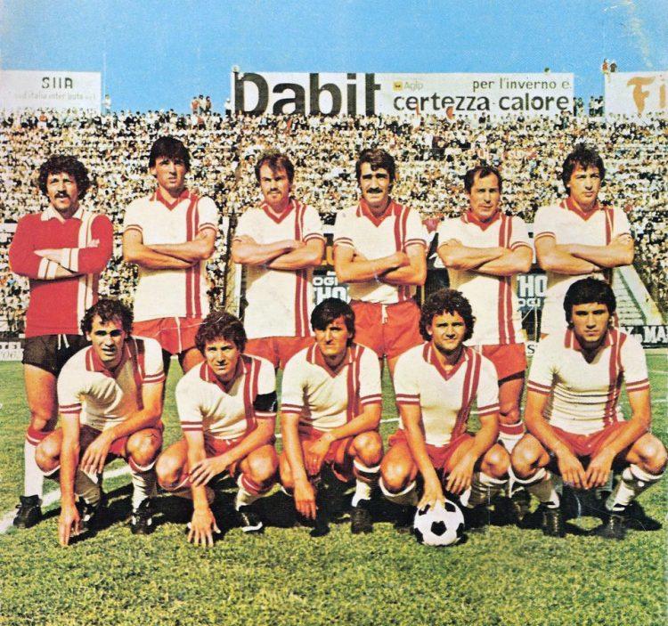 Formazione Bari 1976-1977