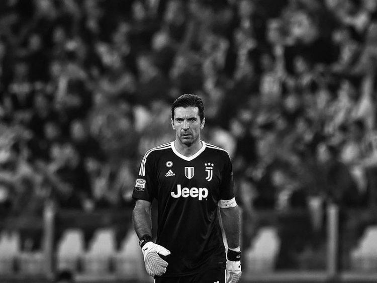 Juventus 2017-2018, Gianluigi Buffon