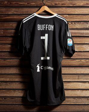 Retro maglia Juventus 40 anni Buffon