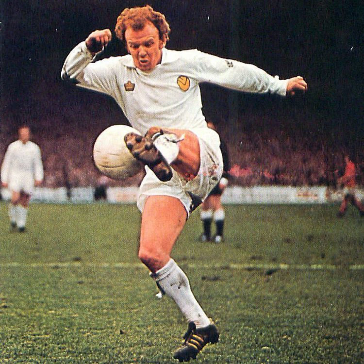 Leeds United, Home anni 1970 circa, Billy Bremner