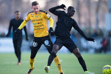 Divisa total black AIK Nike