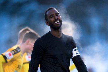 La casacca nera dell'AIK Stoccolma