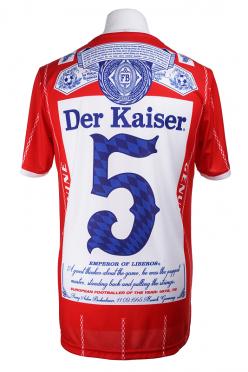 Fokohaela Bayern Monaco Kaiser retro