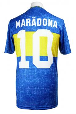 Fokohaela Boca Juniors Stroja retro
