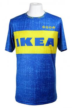 Fokohaela Boca Juniors Stroja fronte