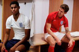 Maglie Inghilterra Mondiali 2018 Nike