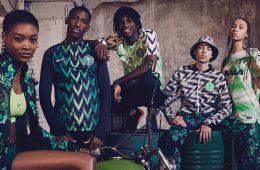 Maglie Nigeria Mondiali 2018 Nike