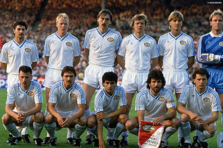 Maglia PSV Eindhoven 1988