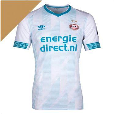 Seconda maglia PSV Eindhoven 2018-2019