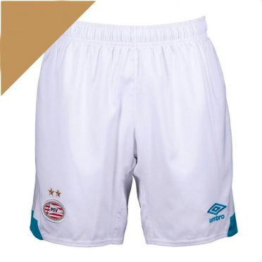 Pantaloncini PSV away bianchi 2018-19