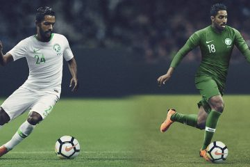 Maglie Arabia Saudita Mondiali 2018