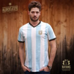 Maglia Argentina Vintage Football Town