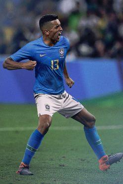 Brasile kit away 2018 mondiali
