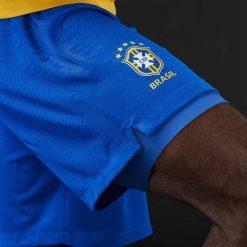 Pantaloncini blu Brasile 2018