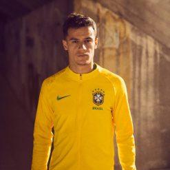 Giacca Brasile mondiali 2018 Nike