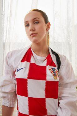Divisa Croazia home mondiali 2018