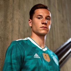 Draxler maglia Germania away verde