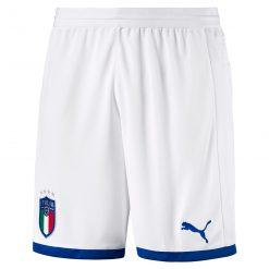 Pantaloncini Italia away 2018 bianchi