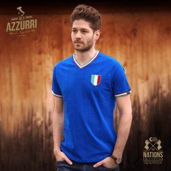 Maglia Italia Vintage Football town
