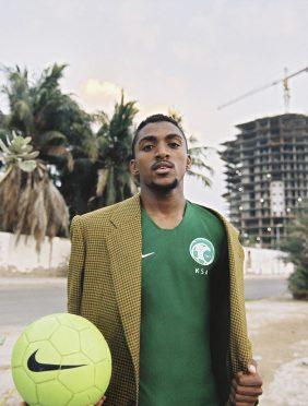 Seconda maglia Arabia Saudita 2018 verde