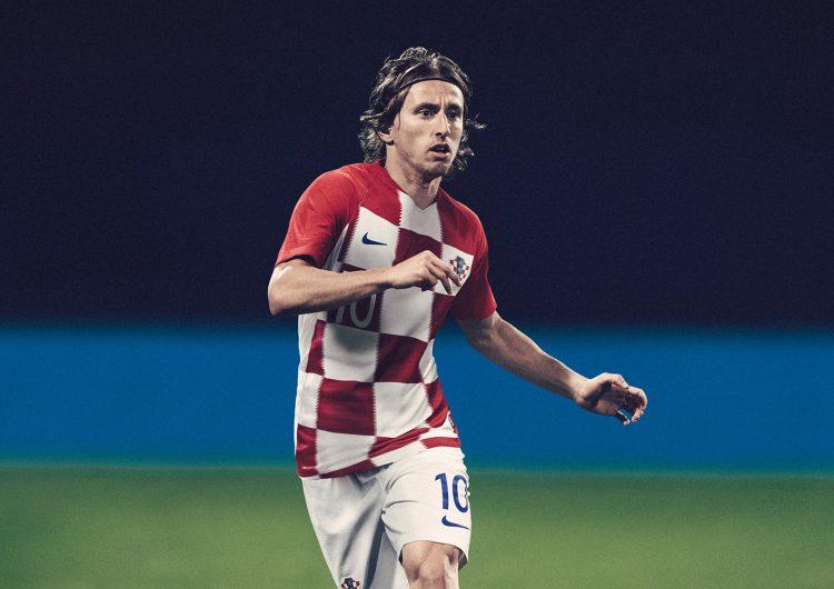 Maglia Croazia Mondiali 2018 home