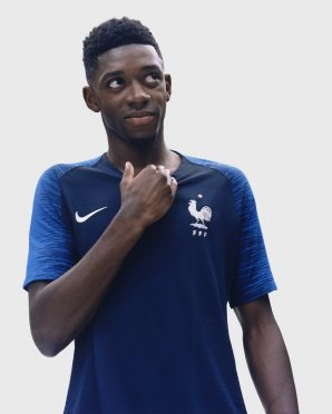 Maglia Francia Mondiali 2018 Nike