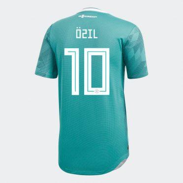 Maglia Germania away 2018 Ozil 10