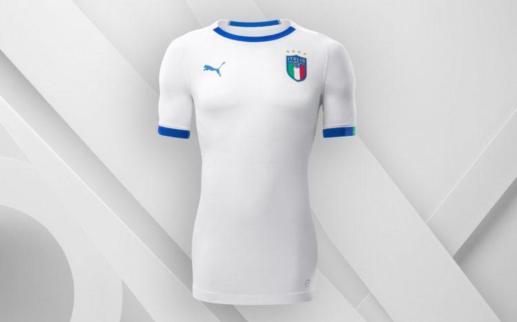 Seconda maglia Italia 2018 Puma