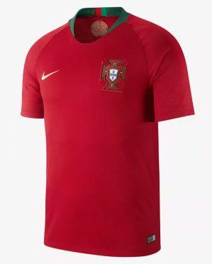Maglia Portogallo Mondiali 2018 home