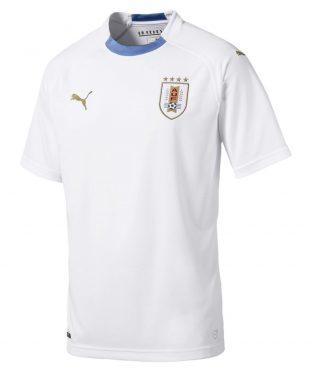 Seconda maglia Uruguay 2018 mondiali
