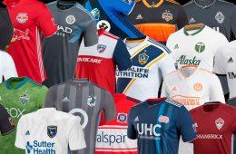 Maglie MLS 2018 adidas